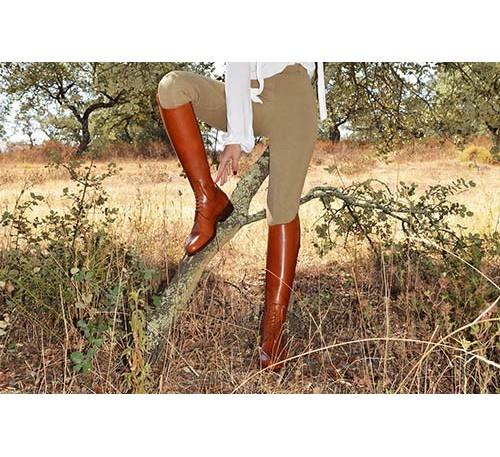 Tipos de botas de equitación
